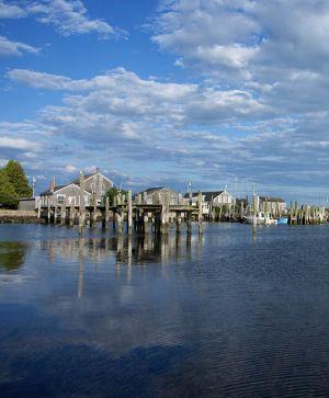 Docks at Westport Point